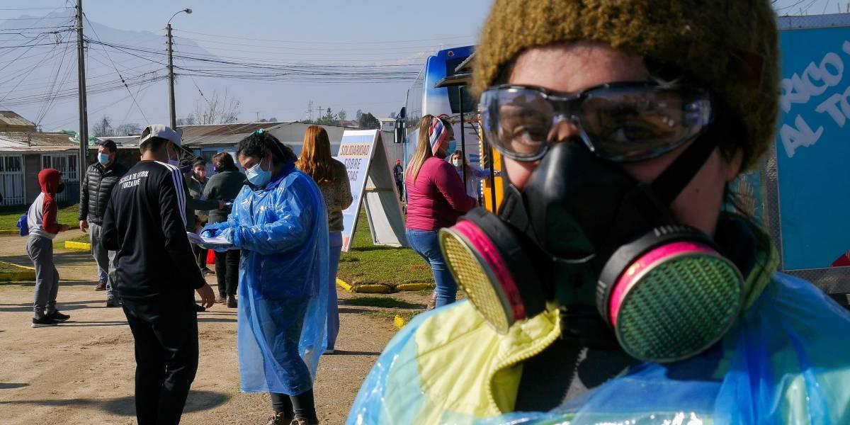 Coronavirus.- Chile roza los 300.000 casos de coronavirus tras sumar más de 3.000 en un solo día