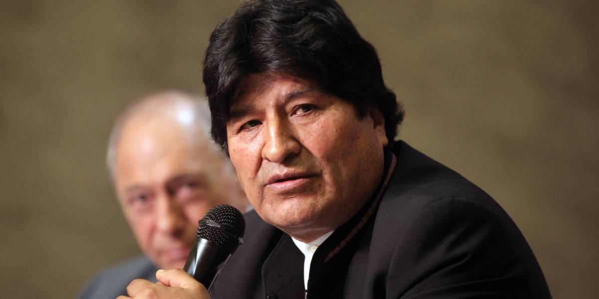 Piden la detención de Evo Morales, acusado de terrorismo