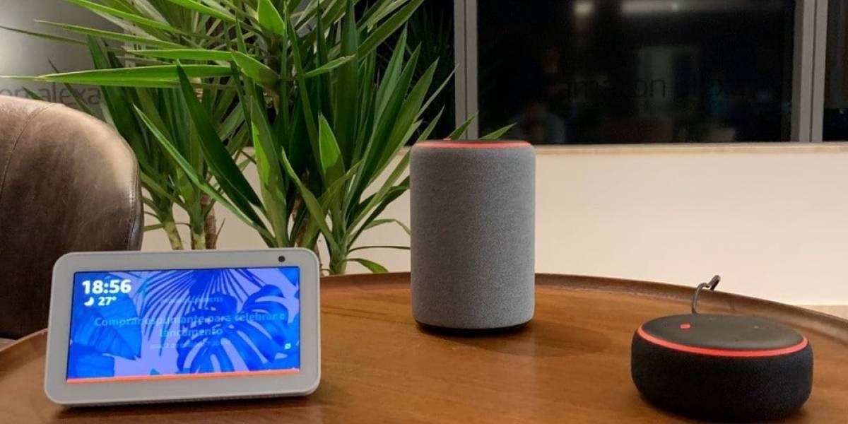 Vendas de assistentes virtuais crescem 50% no ano: Alexa é modelo mais desejado