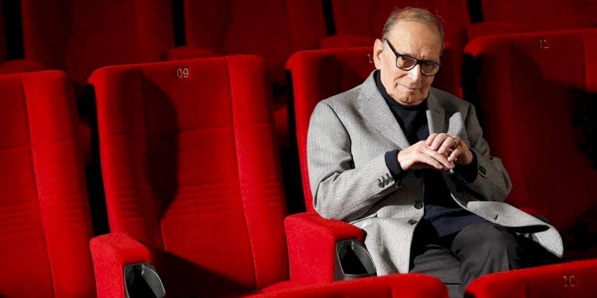 Muere el compositor de cine Ennio Morricone