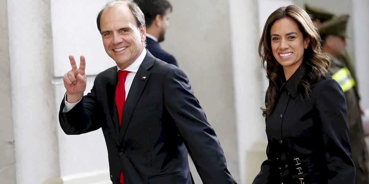 El matrimonio del momento: ministro Monckeberg y diputada Núñez se defienden de críticas de Van Rysselberghe
