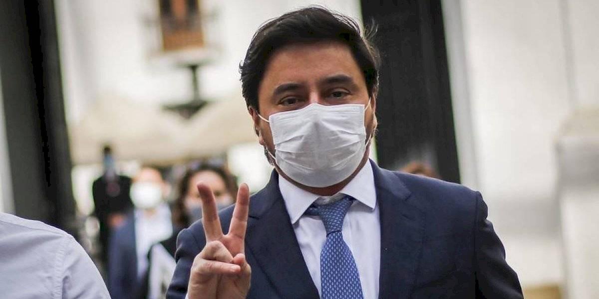"""Rodolfo Carter y su futuro político: """"Me han preguntado si me gustaría competir por Valparaíso y sería un bonito desafío"""""""