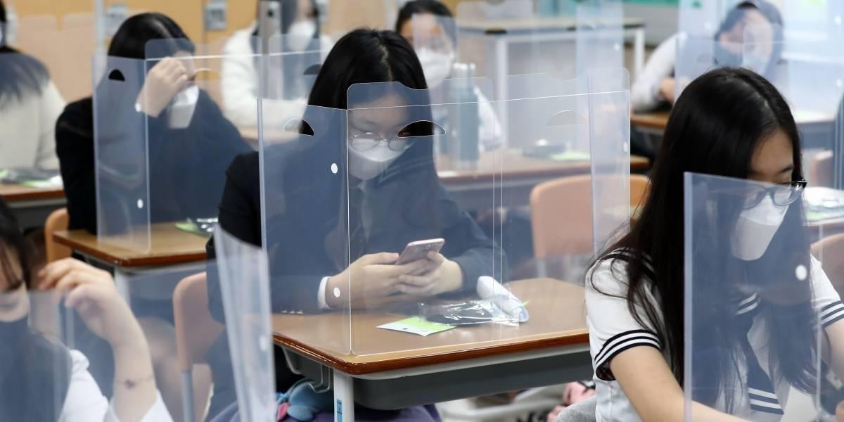 Para preocuparse: aseguran que en Corea del Sur hay una cepa de coronavirus seis veces más infecciosa que la original