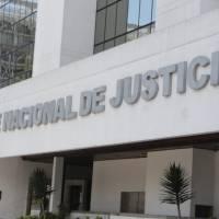 Posible artefacto explosivo en la Corte Nacional de Justicia