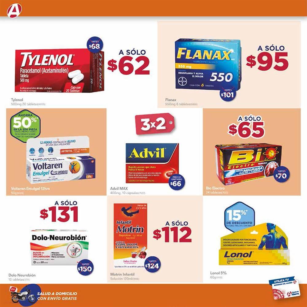 Catálogo Farmacias del Ahorro Julio de 2020, página 08