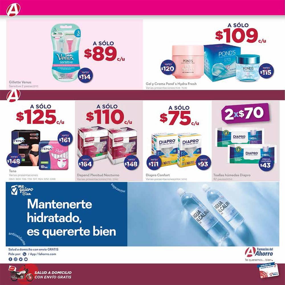 Catálogo Farmacias del Ahorro Julio de 2020, página 16