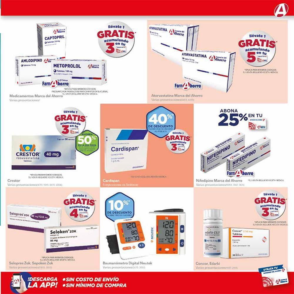 Catálogo Farmacias del Ahorro Julio de 2020, página 07