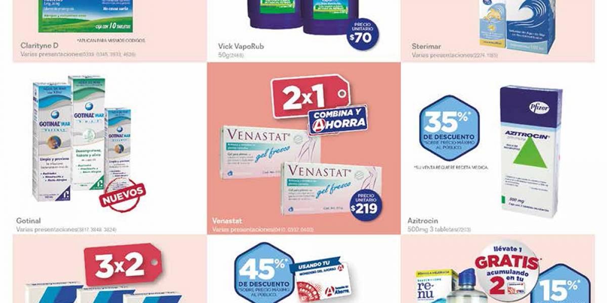 Catálogo Farmacias del Ahorro Julio de 2020, página 21