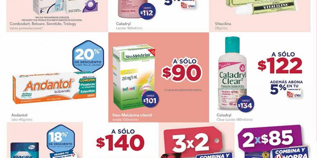 Catálogo Farmacias del Ahorro Julio de 2020, página 22