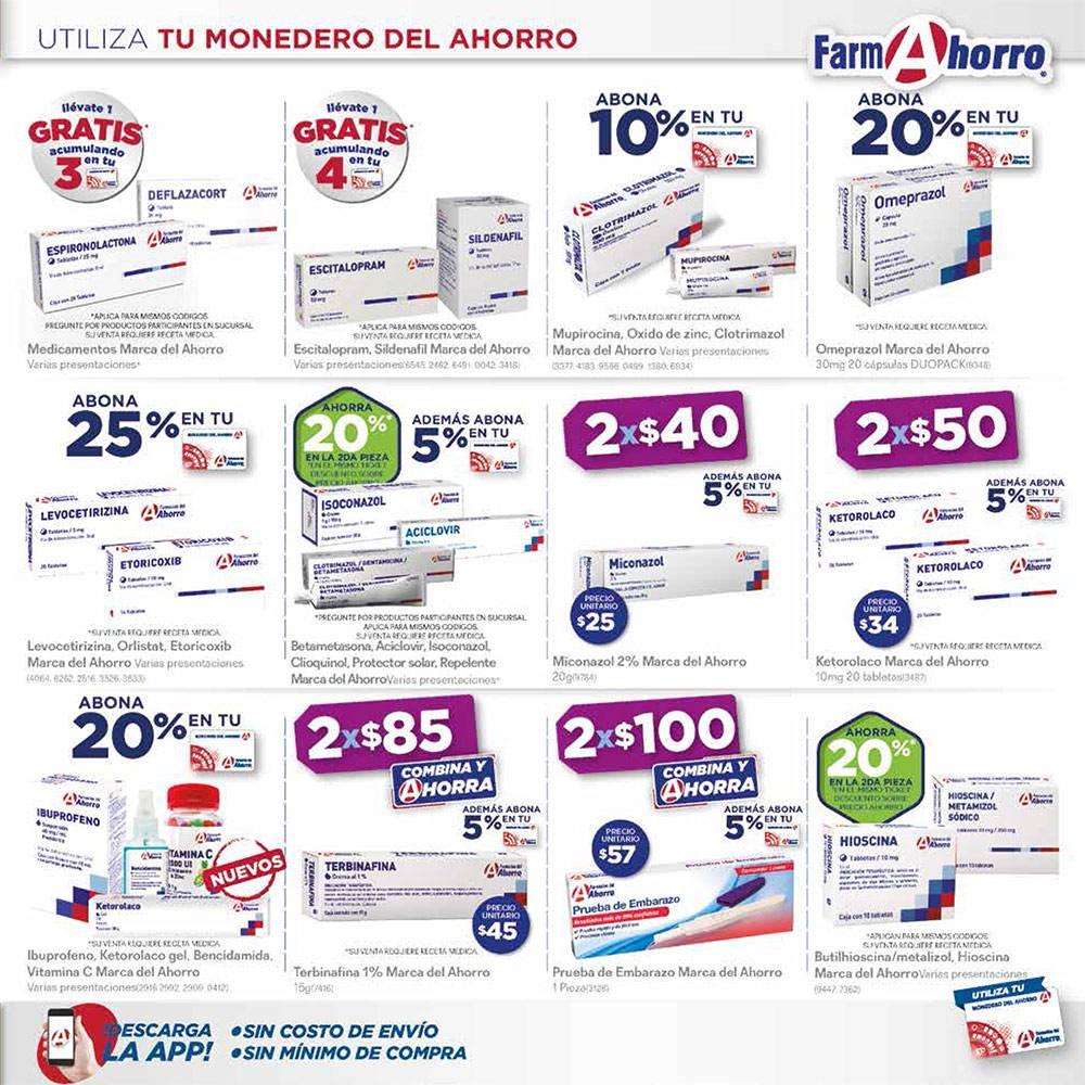 Catálogo Farmacias del Ahorro Julio de 2020, página 09