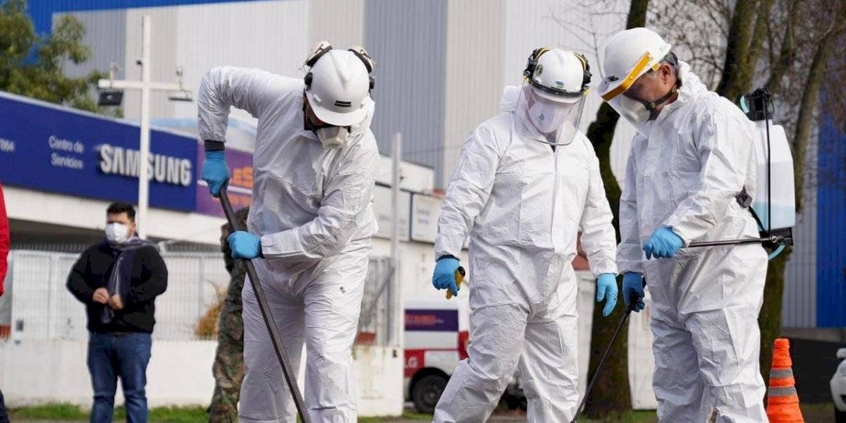 Covid-19: plan piloto inédito de la U. de Concepción busca detectar el virus en aguas servidas