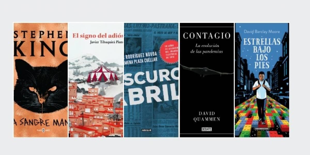 5 libros para leer en julio