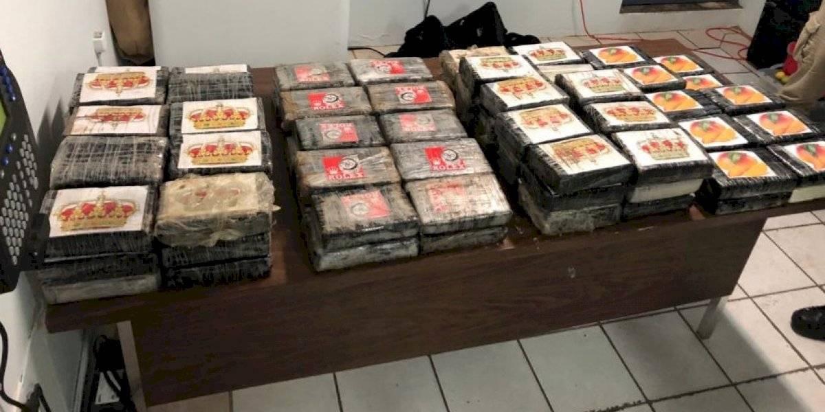 Ocupan 93 kilos de cocaína en una playa en Culebra