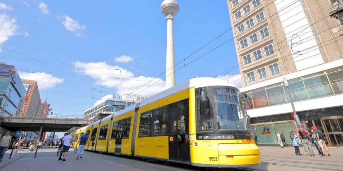 La clave es oler mal: transporte público de Berlín llama a no ocupar desodorante para estimular uso de mascarillas