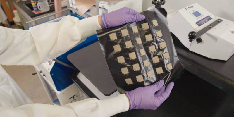 Robótica: Desarrollan tejido inteligente que se expande o reduce según la temperatura