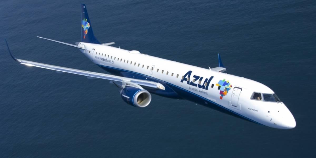 No mês de agosto, companhia Azul terá 300 voos por dia e retomará operação em oito destinos no Brasil
