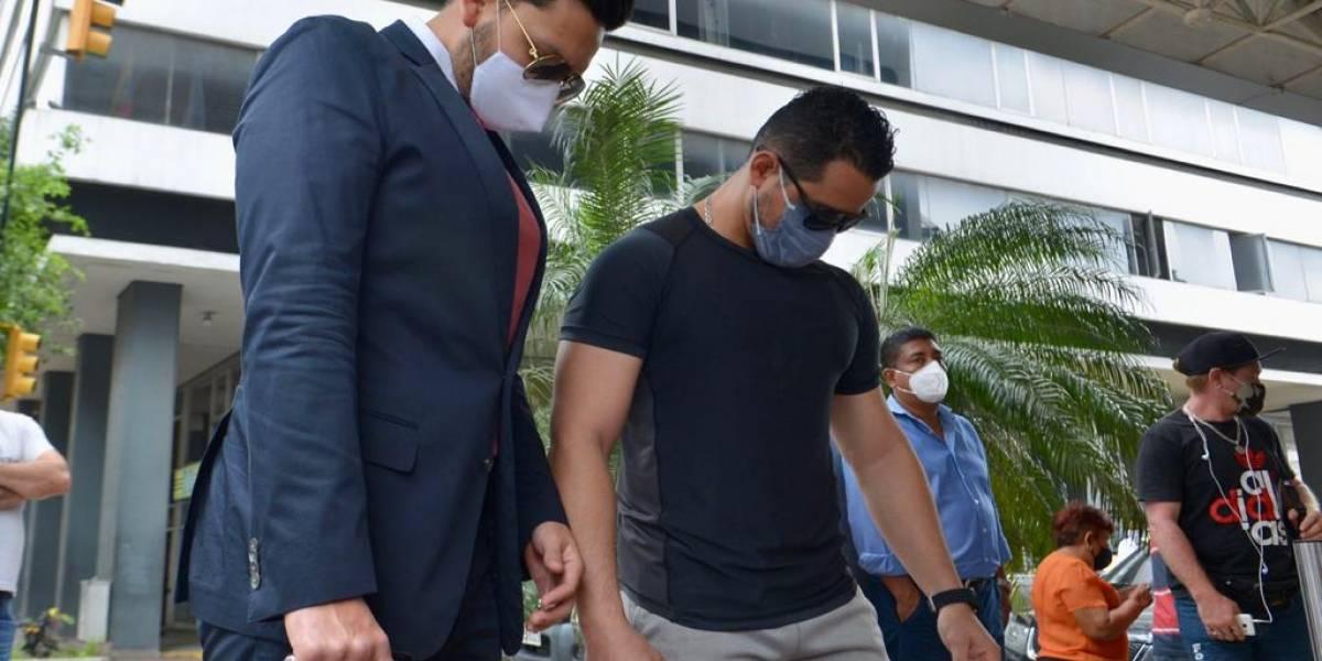 Abraham Muñoz negocia devolver medicinas robadas a cambio de la libertad