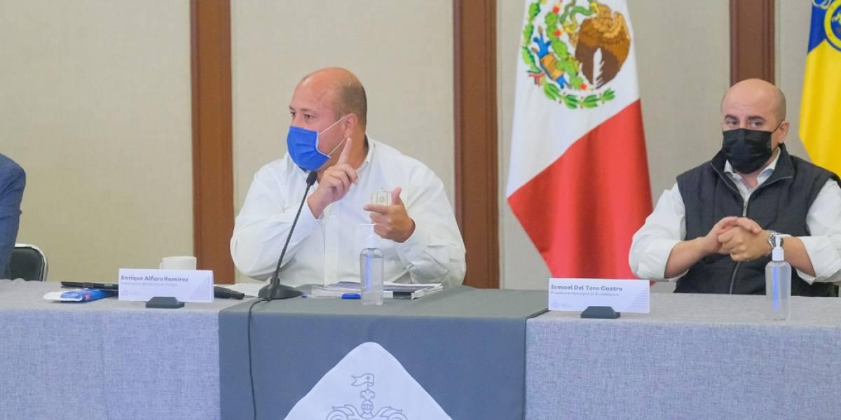 Cambios en la estrategia Covid en Jalisco