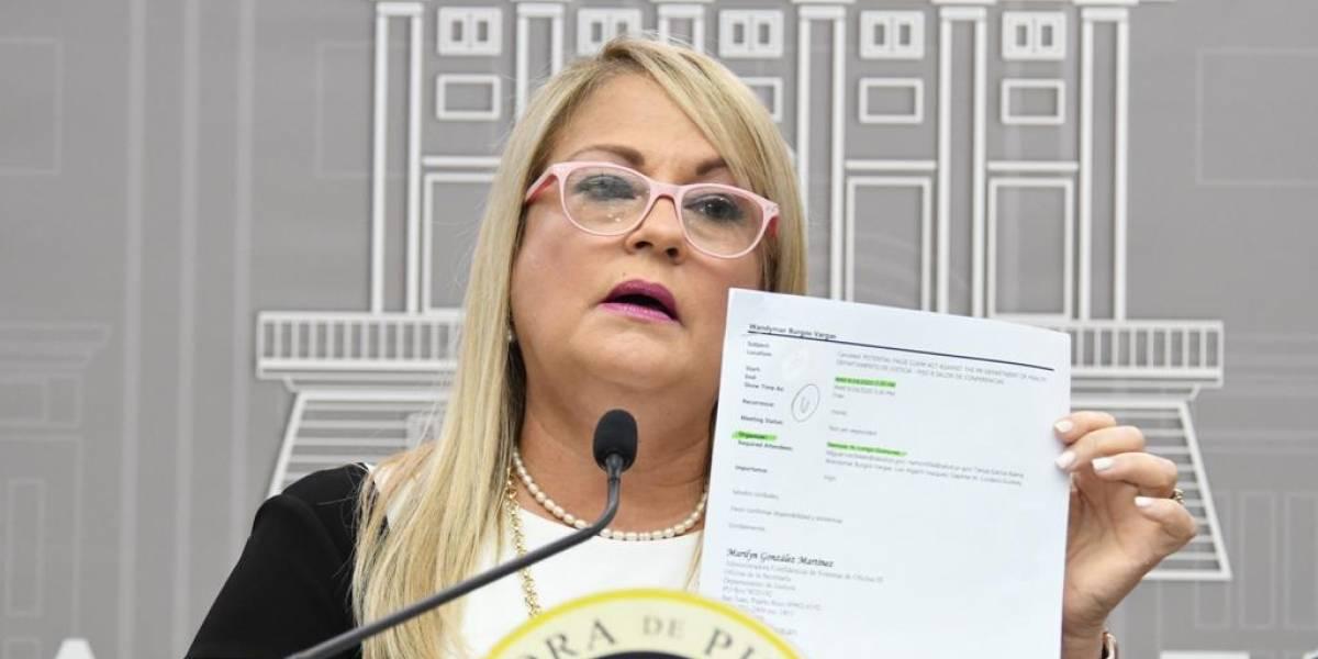 Wanda Vázquez ordena a Justicia que envíe referidos al FEI