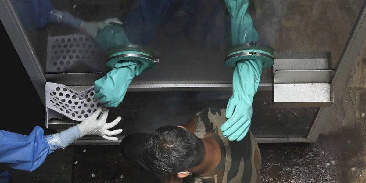 India prueba una posible vacuna contra el COVID-19