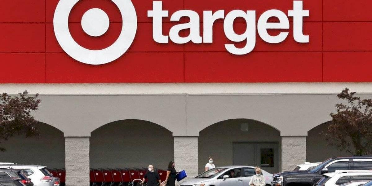 Aumentan ventas en tiendas como en Internet de Target