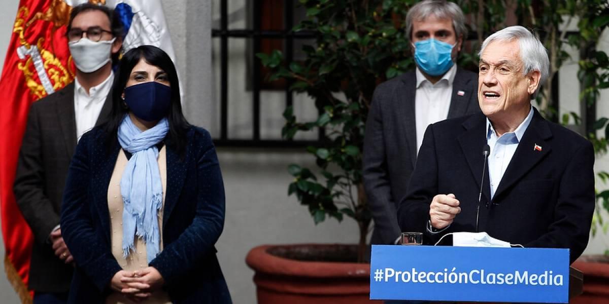 La derecha se quiebra en la crisis: parlamentarios UDI critican duramente el plan de Piñera para la clase media