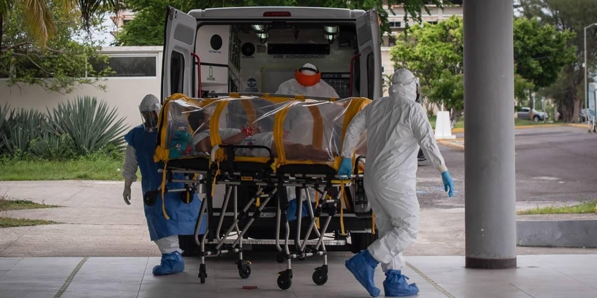 Salud reporta 32,014 decesos y 268,008 contagios acumulados de Covid-19