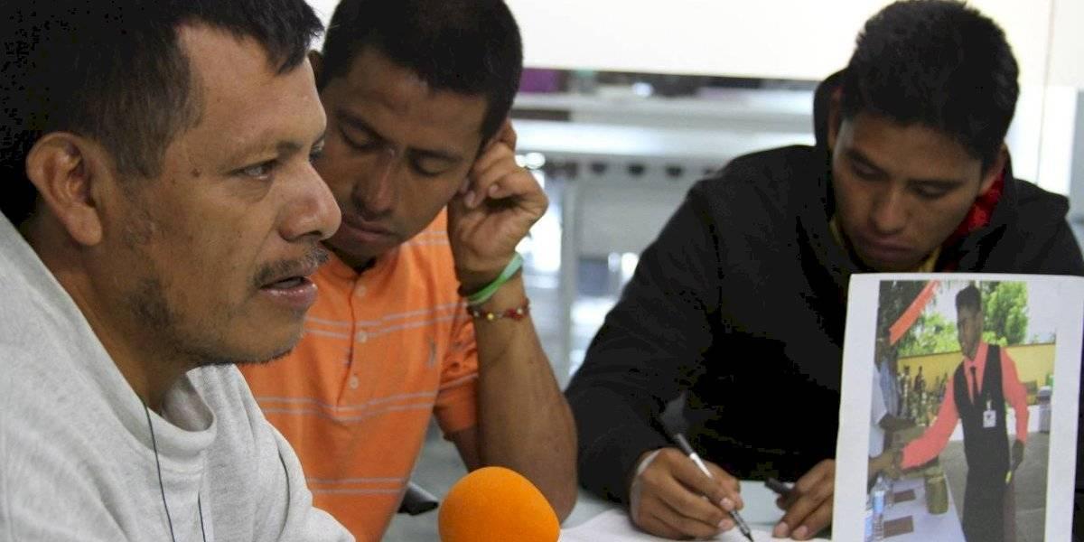 FGR identifica restos de uno de los 43 estudiantes desaparecidos de Ayotzinapa