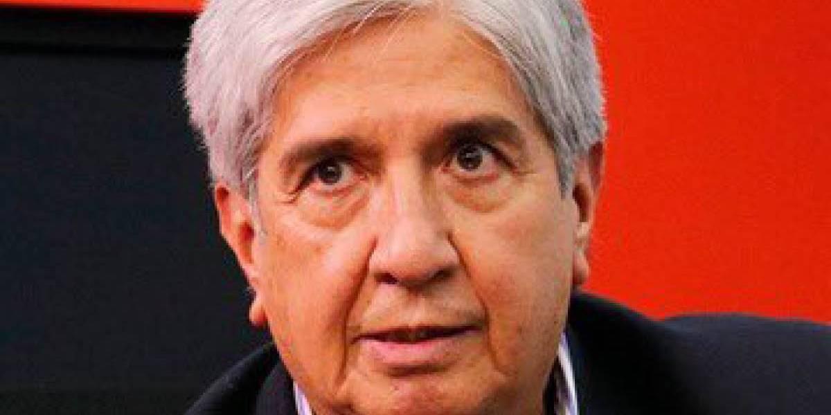 Falleció Eduardo Valencia, exgerente del Banco Central