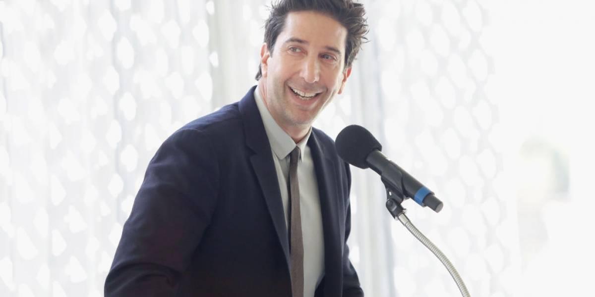'Friends poderia ter tentado ser mais representativa', acredita David Schwimmer