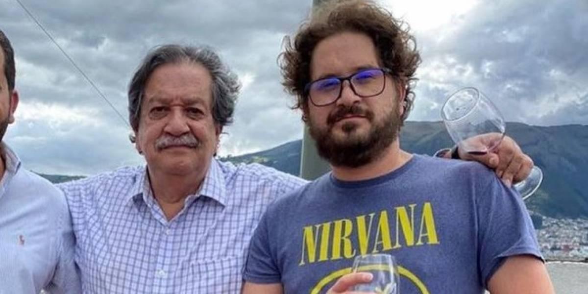 Fallece Julio Vivanco Riofrío, padre del periodista Luis Eduardo Vivanco