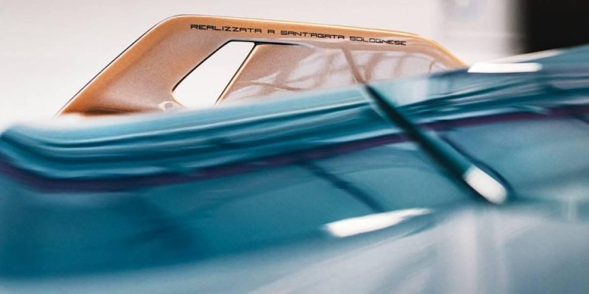 819 CV a cielo abierto para solo 19 afortunados — Lamborghini Sián Roadster