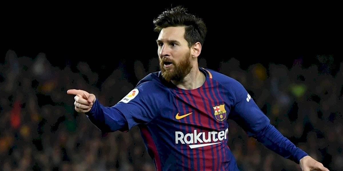 ¡Se queda! Messi permanecerá con el Barça hasta 2021