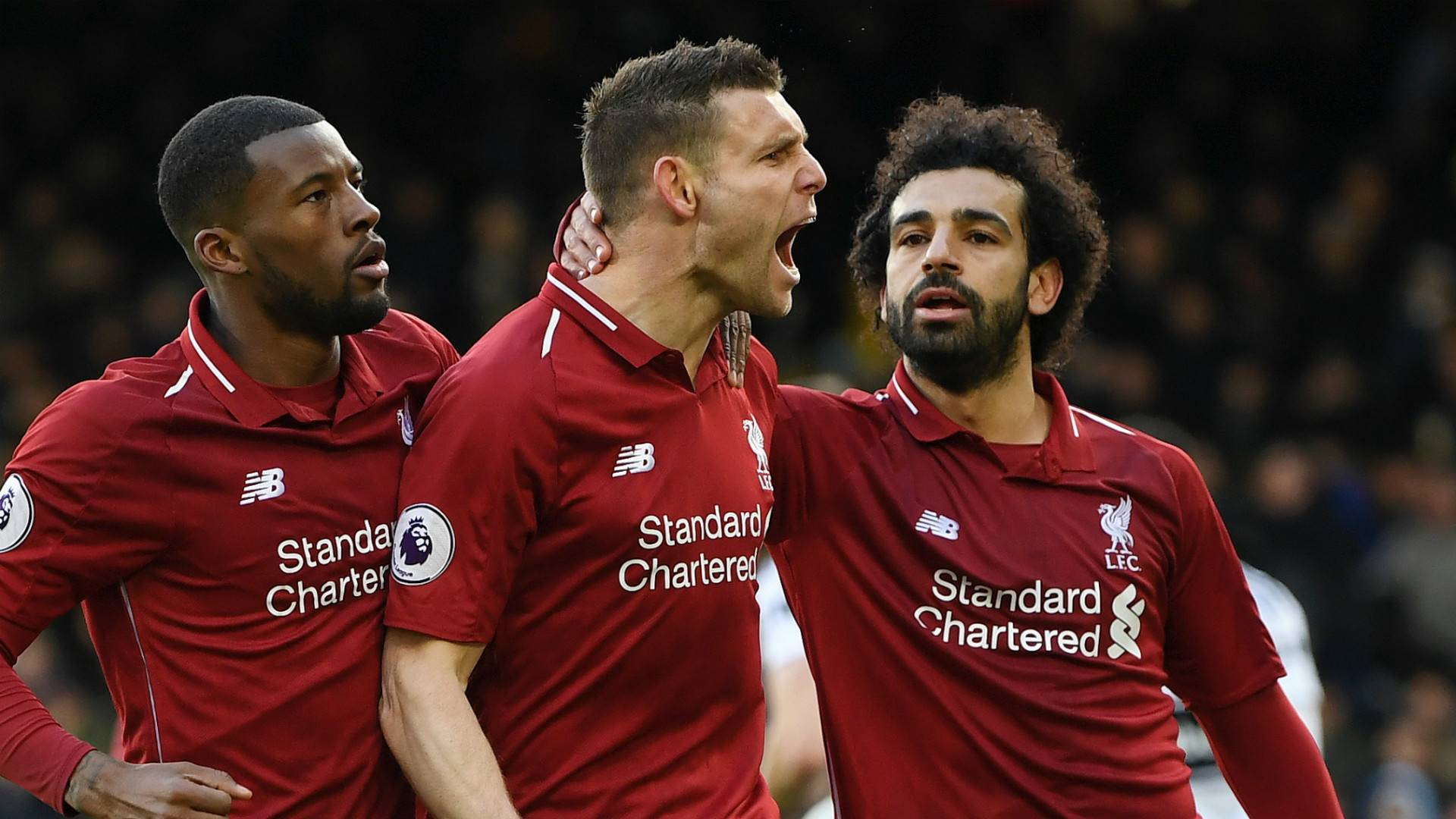 Liverpool, campeón de la Premier League.