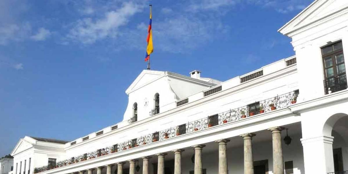 Así se visualiza el tablero electoral 2021 del Ecuador