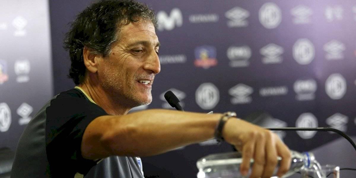 Alianza Lima confirmó que Mario Salas estaba contagiado de coronavirus