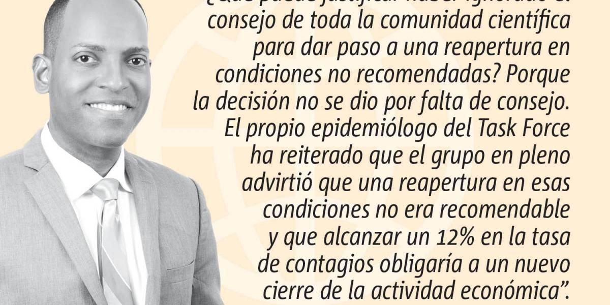 Opinión de Julio Rivera Saniel: En guerra avisada...