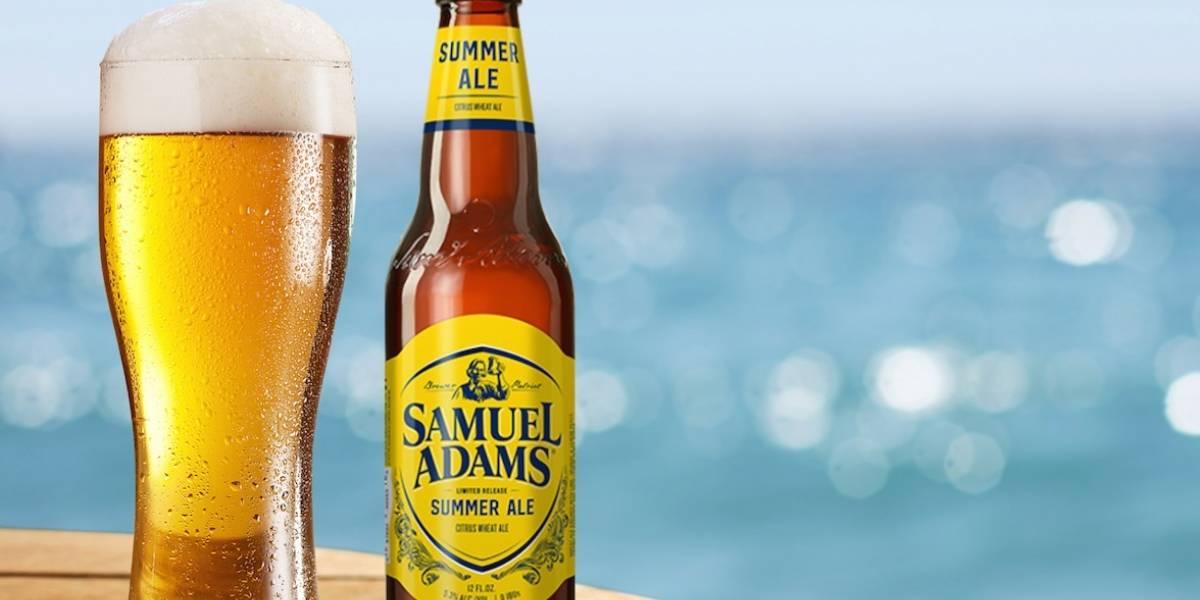 Samuel Adams lanza cerveza para el verano