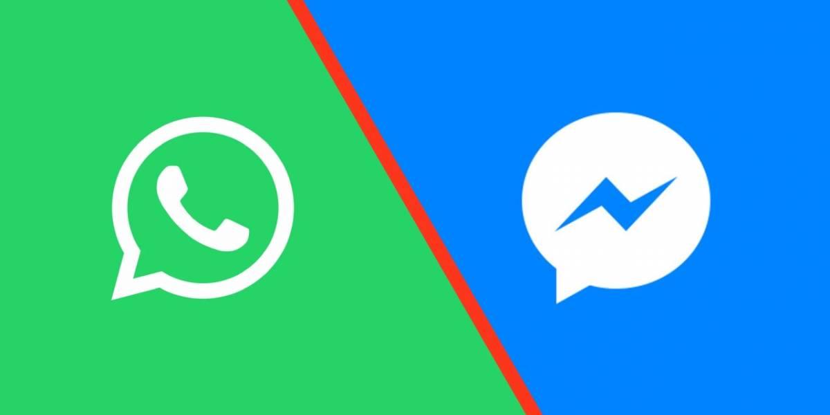 WhatsApp y Messenger: estas son las primeras filtraciones acerca de cómo funcionarían en una misma app