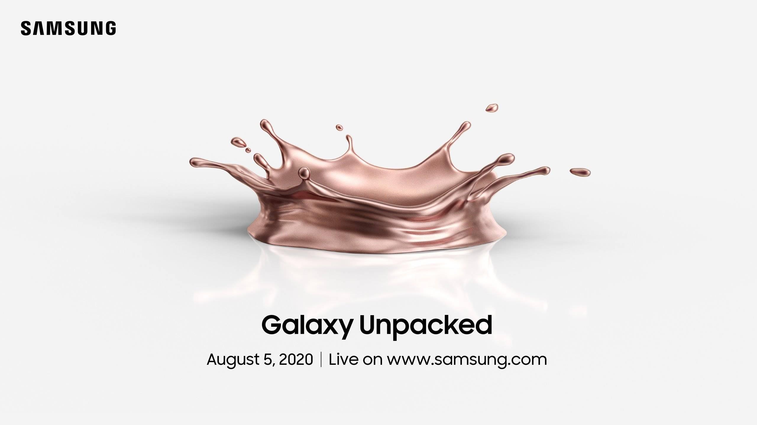 invitacion samsung galaxy note20