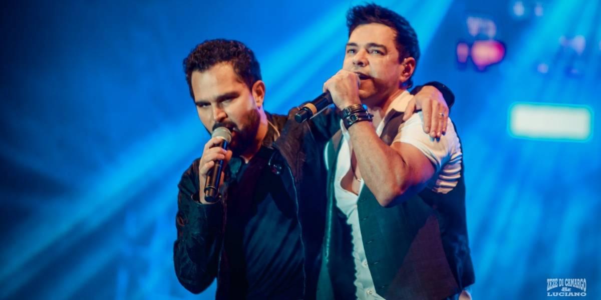 Zezé Di Camargo e Luciano se apresentam no 'Música na Band' desta sexta