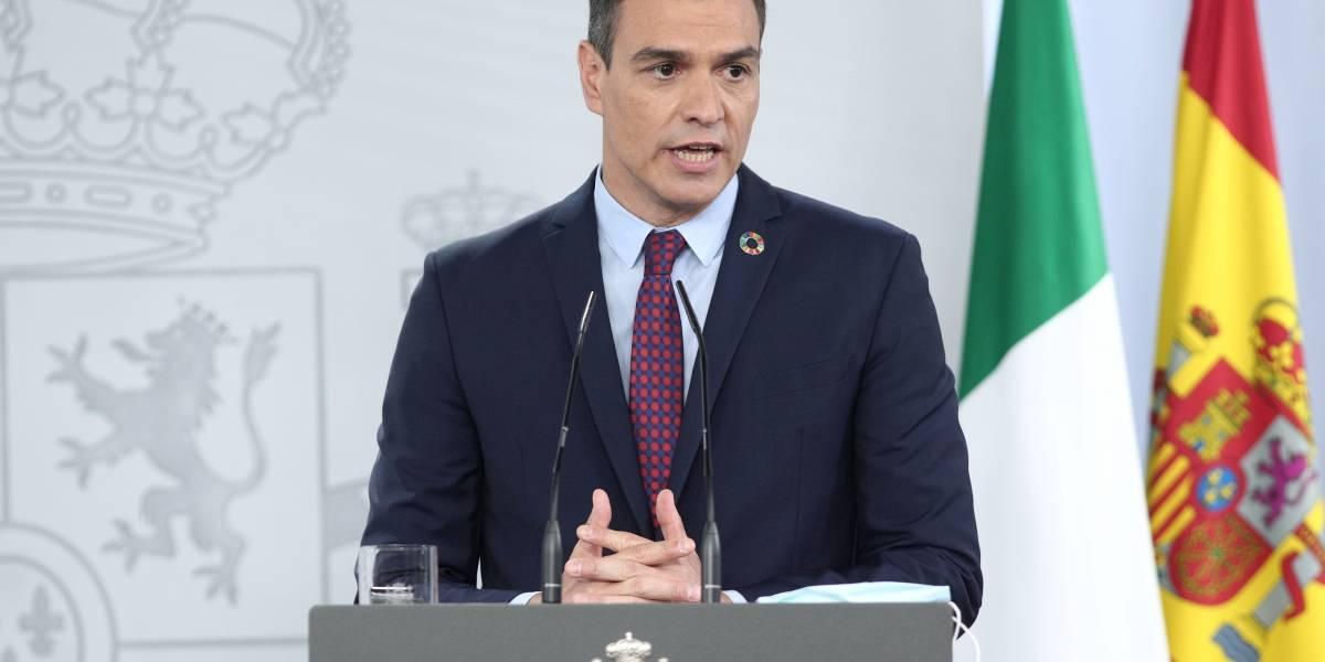 Sánchez plantea poner límites a la inviolabilidad del jefe del Estado