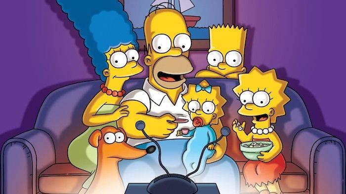 Los Simpson Maratón