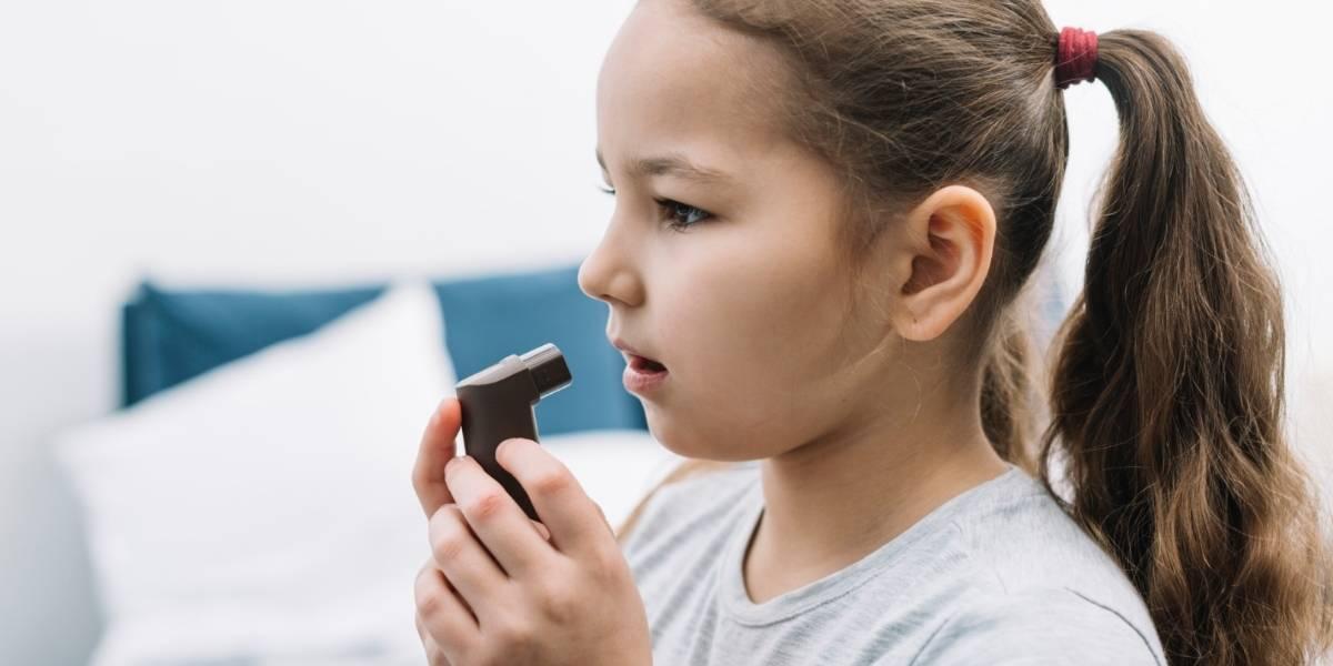 Pesquisadores discutem como crianças com asma são afetadas pela pandemia