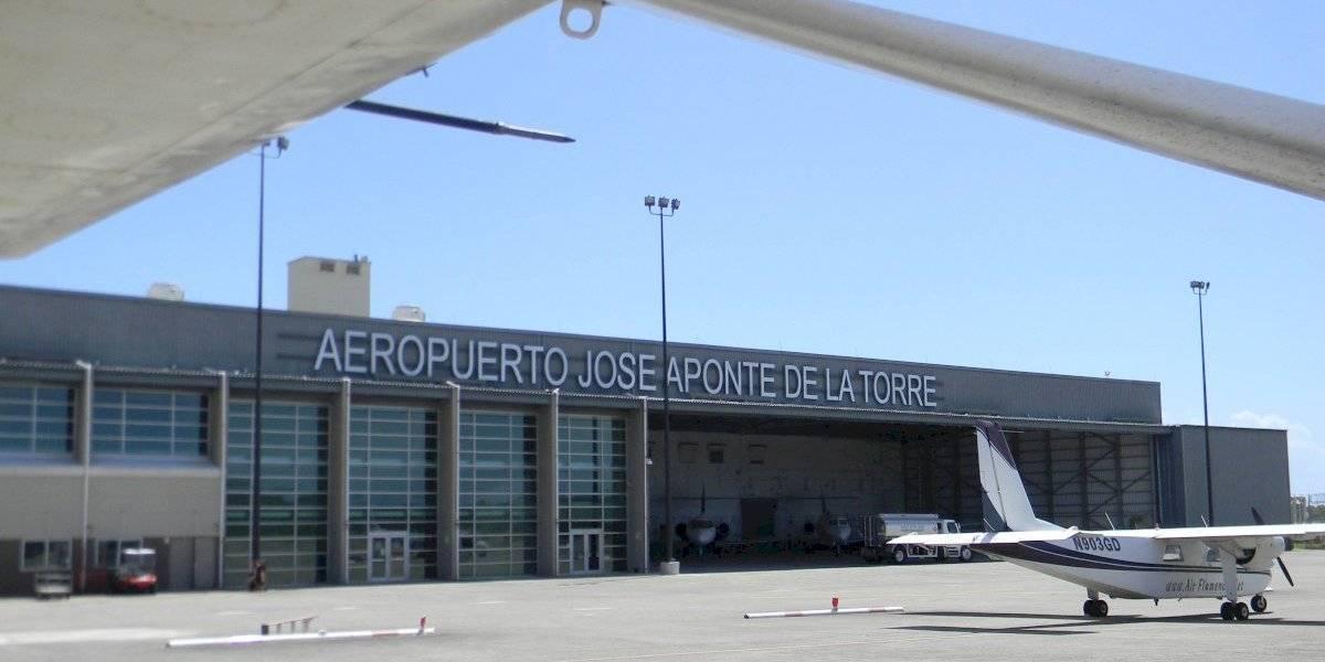 Puertos comienza mejoras millonarias al aeropuerto regional de Ceiba