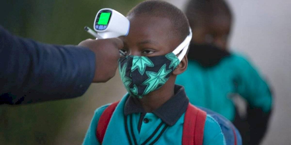 África supera medio millón de casos confirmados de COVID-19