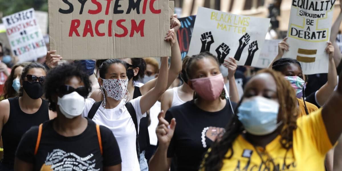 EEUU: coalición de sindicatos anuncia una huelga nacional para protestar contra racismo y abuso policial