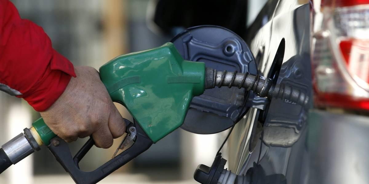 La bencina registra su cuarta semana al alza de manera consecutiva