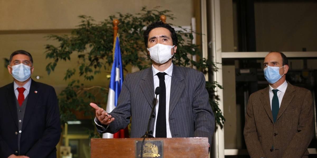 """Ministro Briones y la aprobación del retiro del 10% de los fondos previsionales: """"Como gobierno lamentamos este resultado"""""""