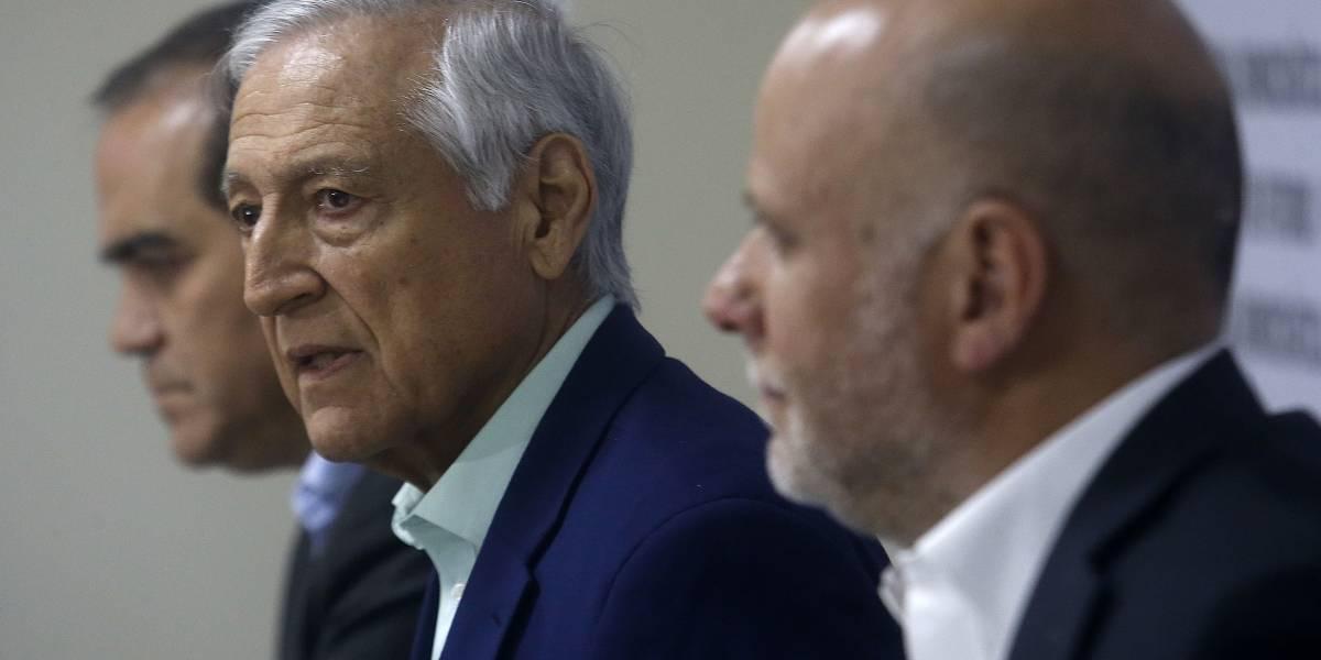 """Heraldo Muñoz: """"El Gobierno cosechó otro fracaso por no escuchar a la oposición"""""""